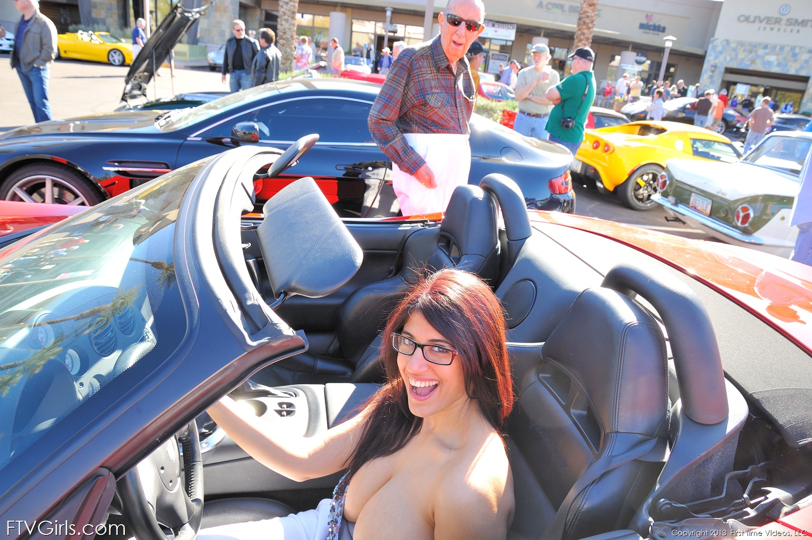 Car Show Fun